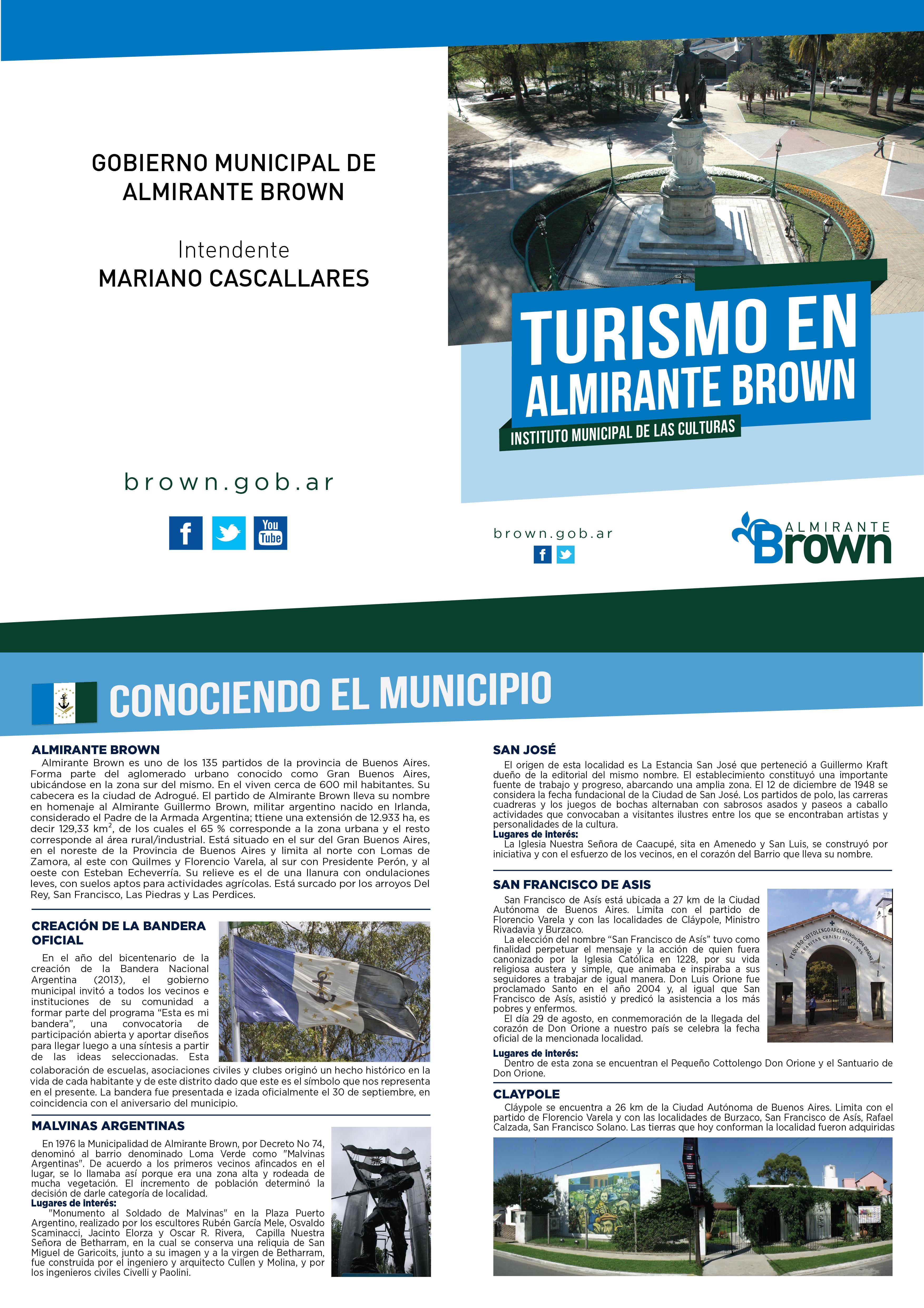 Turismo en Almirante Brown